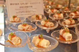 有台灣味的蒜泥白肉銀芽捲
