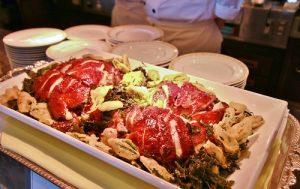 融合台灣茶文化的茶香脆皮雞相當受到消費者的喜愛