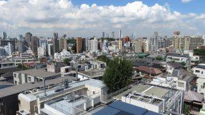 東京建地缺乏