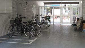 自行車停車場