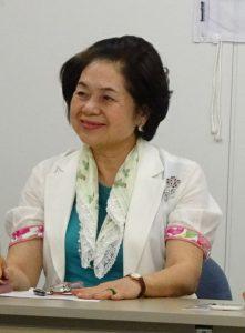理監事會通過推舉會長代行俞秀霞為下屆會長候選人