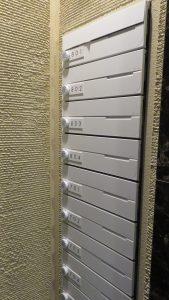 數字鎖信箱
