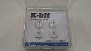 液態樣品槽晶片K-kit