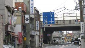 開車往川崎 羽田 品川便利