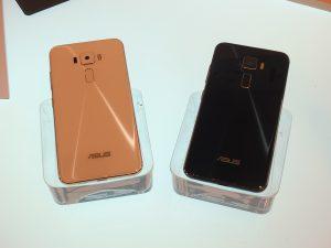 ASUS のデザインにもこだわりを持ったスマートフォンの「Zenfone 3」