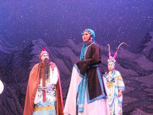 台湾オペラの「李三娘」公演