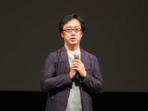 同プロジェクト発起人でフリージャーナリストの野嶋剛さん
