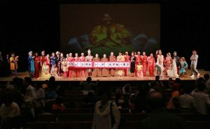 由NPO法人國際BLIA主辦的《悉達多太子》音樂劇東京公演吸引近800人到場欣賞