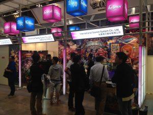 「東京ゲームショウ2015」の様子