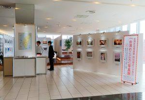 台湾在住の写真家・熊谷俊之氏の写真展「台湾のこころ」も開催