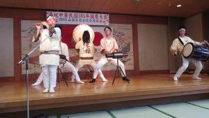 日本傳統太鼓表演