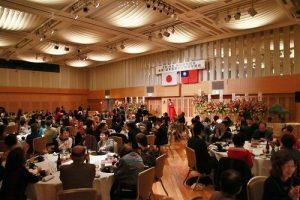 埼玉縣台灣總會舉辦國慶活動,近160位賓客出席參加