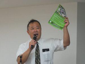 台湾研究フォーラムの永山英樹会長