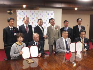 神奈川県と新北市は防災及び教育に関する協定を締結