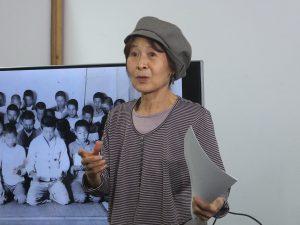 湾生の小野澤紀子さん