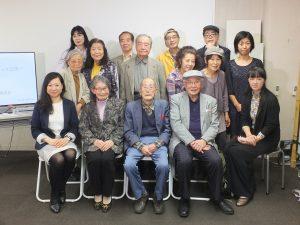 喜久さんとリスナーの皆さんで記念撮影