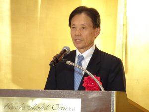 駐大阪辦事處處長 陳訓養