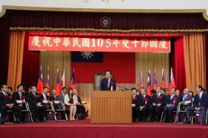 參議員石井章支持台灣加入TPP,參與國際組織