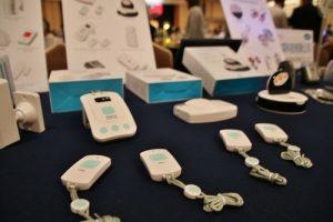 歐森科技推出居家照護呼叫系統,同時也有提供福祉單位使用,可對應多人數的商品