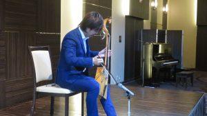 蒙古馬頭琴演奏