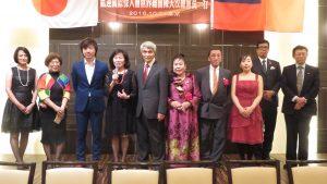 日本傑人會成員感謝總會支持