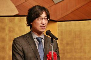 王震緒表示透過新作《罪的終結》找到想要探討的主題,同時也正是站在作家的起始點上