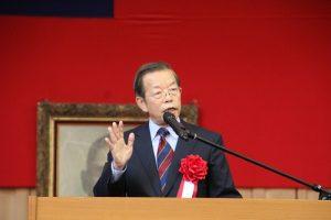 駐日代表謝長廷盼僑界團結,一起為台灣努力