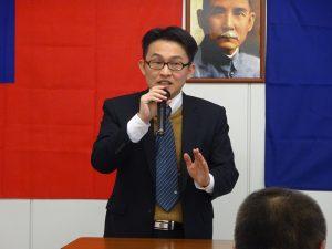 中國國民黨主席辦公室主任王智弘