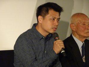 導演黃銘正希望觀眾從影片感受台灣與日本交會的原點