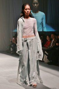 台灣設計師張朔瑜(第2排左3)將帶著個人品牌「Ceci」登上明年紐約時裝周