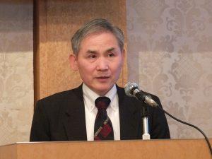 台北駐日経済文化代表処経済組の張厚純組長