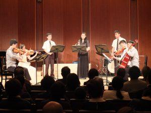 バタフライ交響楽団の青少年ら7人が特別出演