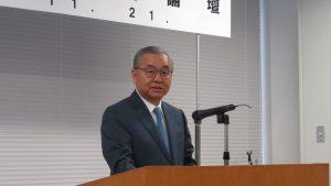 台北進出口商業同業公會理事長 黃呈琮希望台日合作開拓新商機