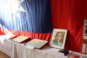 為慶祝國父誕辰150周年和留日橫濱華僑總會70周年,展出珍貴史料和照片