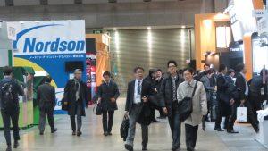 日本半導體業界工作者前來看展