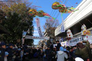 12月15日中午11點,世田谷舊貨市集第439屆舉行開幕式