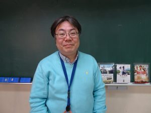 雖未曾去過台灣,卻是台灣電影迷的大阪市立東成區老人福祉中心館長宮下砂生,希望長輩們透過交流拉近與友邦台灣距離。