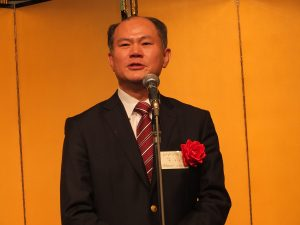 台北駐日経済文化代表処横浜分処の粘信士処長