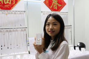 合一飾品將年輕流行的配件首次帶到日本嘗試