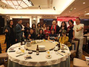 特別文化訪問団を在日華僑らが歓迎
