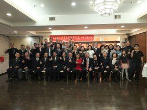 大阪の華僑らは呉委員長と交流を深めた