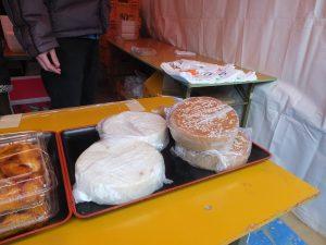 台湾で旧正月に食べられる年糕(もち)