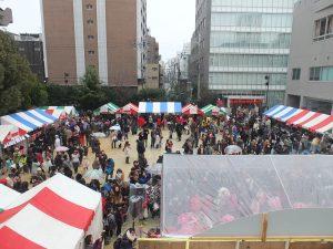 大阪中華学校で春節祭を開催